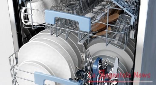 Sale per lavastoviglie basta quello grosso da cucina - Dove mettere la lavastoviglie in cucina ...