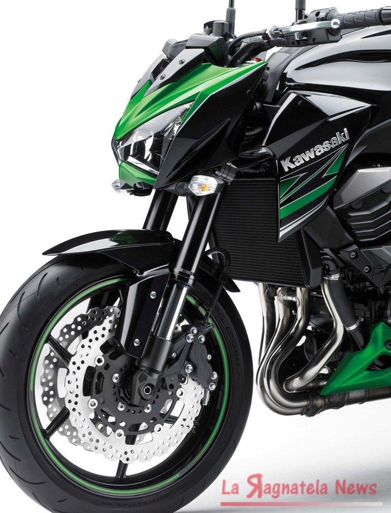 Schema Elettrico Kawasaki Z750 : Z la ragnatela news