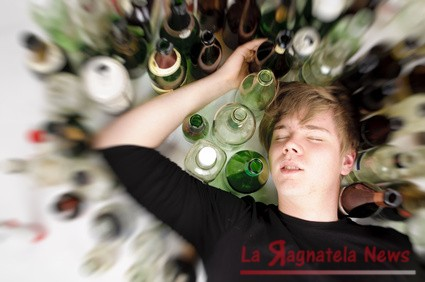 Binge drinking: abuso di alcolici coinvolge 3 milioni di italiani