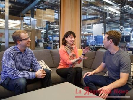 Facebok crea laboratorio ricerca e ruba manager a Google
