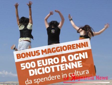 Bonus 500 euro a 574mila diciottenni nel 2016. Scarica 18app