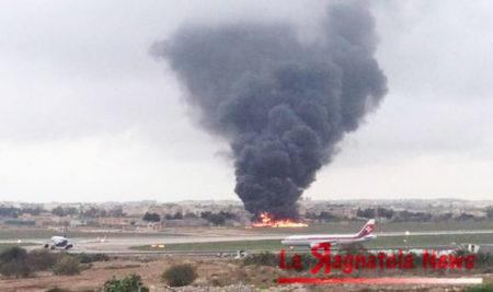 Malta, precipita aereo da turismo: morte 5 persone