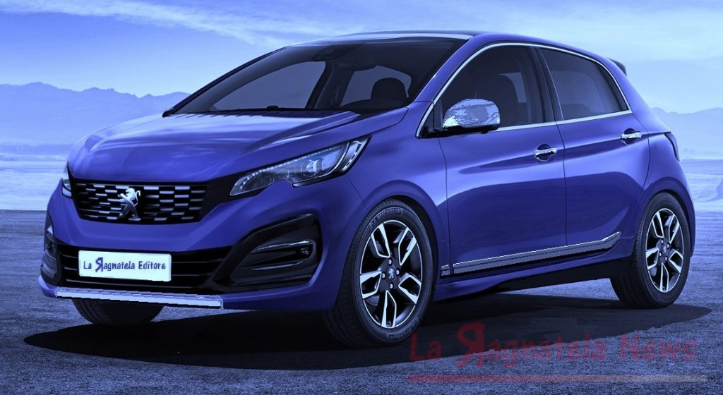 La Nouvelle Peugeot 208 In Uscita Nel 2018 La Ragnatela News