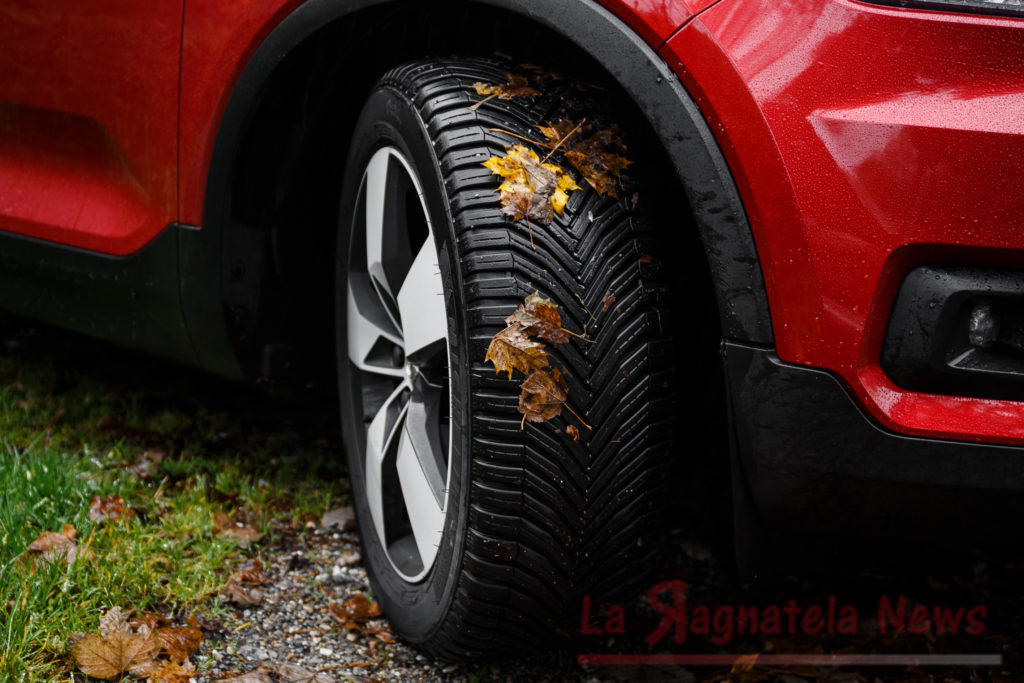 "Michelin, massima sicurezza in inverno con ""Cross Climate"" e ""Alpin6"""